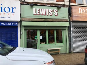 Lewis's of Moseley