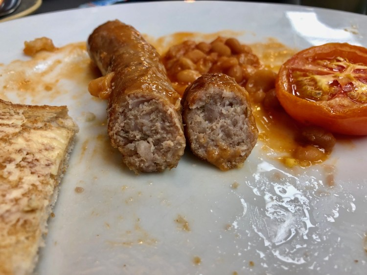 Notcutts Sausage
