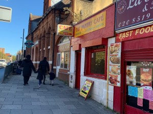 The Pantry Cafe - Stratford That London