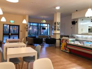 Lloyds Cafe - Wednesbury -Inside