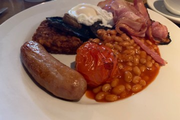 Crown and Sandys - Full English