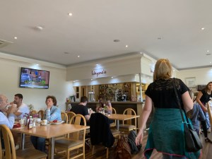Waynes Bar and Bistro - Inside - West Camel