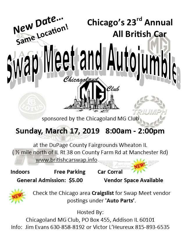 All British Car Swap Meet & Autojumble : The Morgan Experience