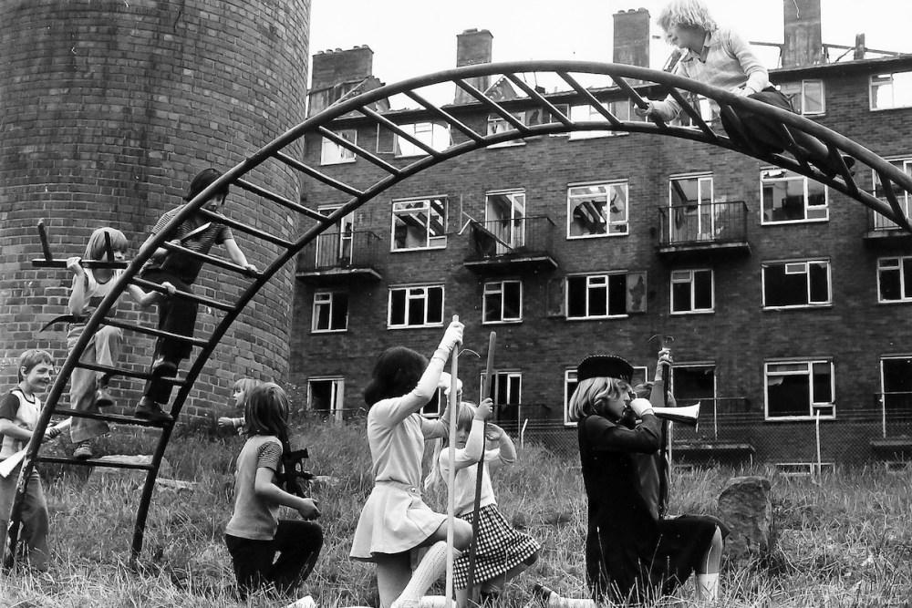 Noble Street. Juvenile Jazz Bands (1979)