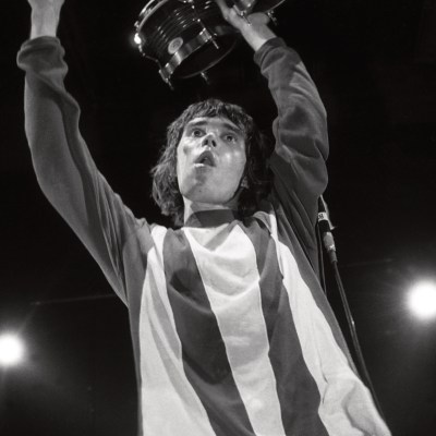 Ian Brown, The Stone Roses, 1990.