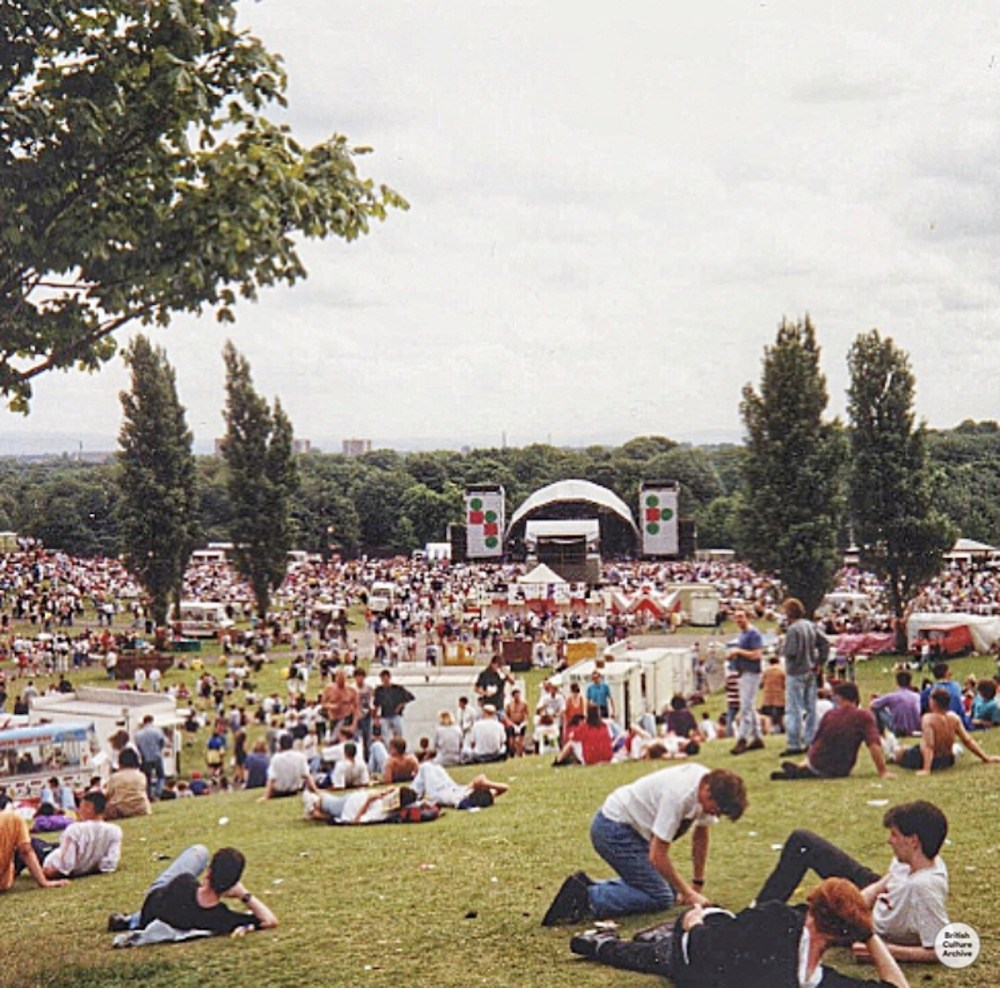 Cities In The Park Manchester