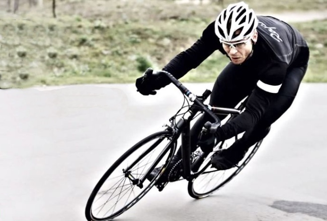 Winter Riding Tips from Sir Chris Hoy