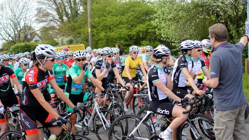 Surrey League Women's Racing