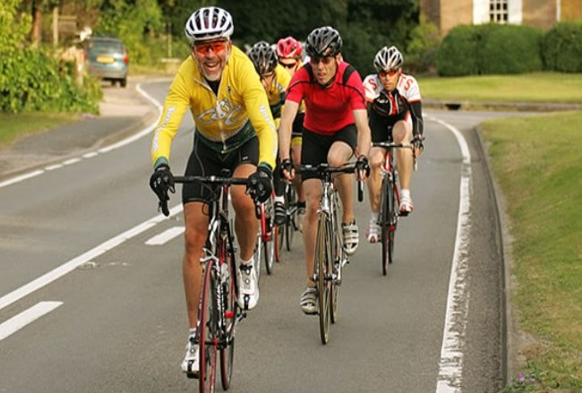 The Etape du Sussex Cyclosportive