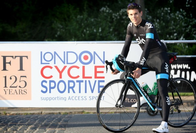 Financial Times London Cycle Sportive