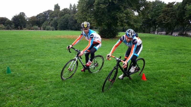 Training for Cyclocross