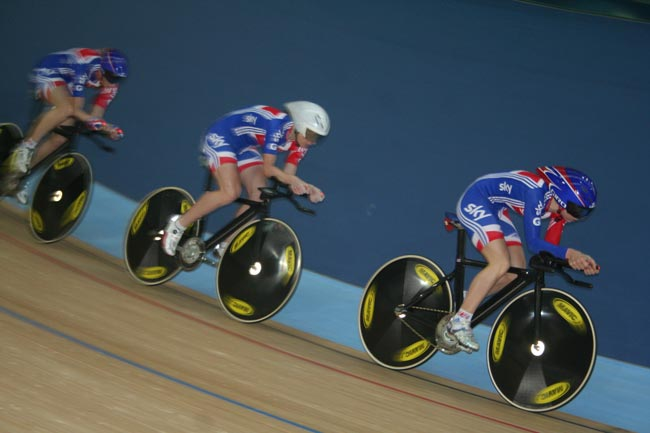GB Olympic Squads for 2014