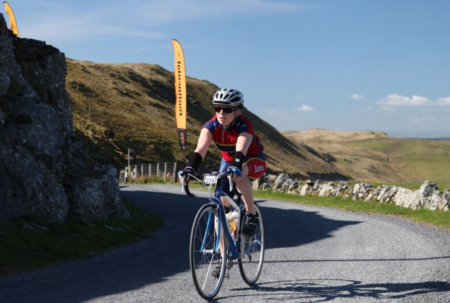 Continental Welsh Wild West Sportive 2014