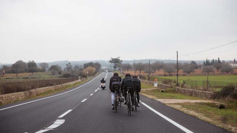 Trek Factory Racing Training in Mallorca