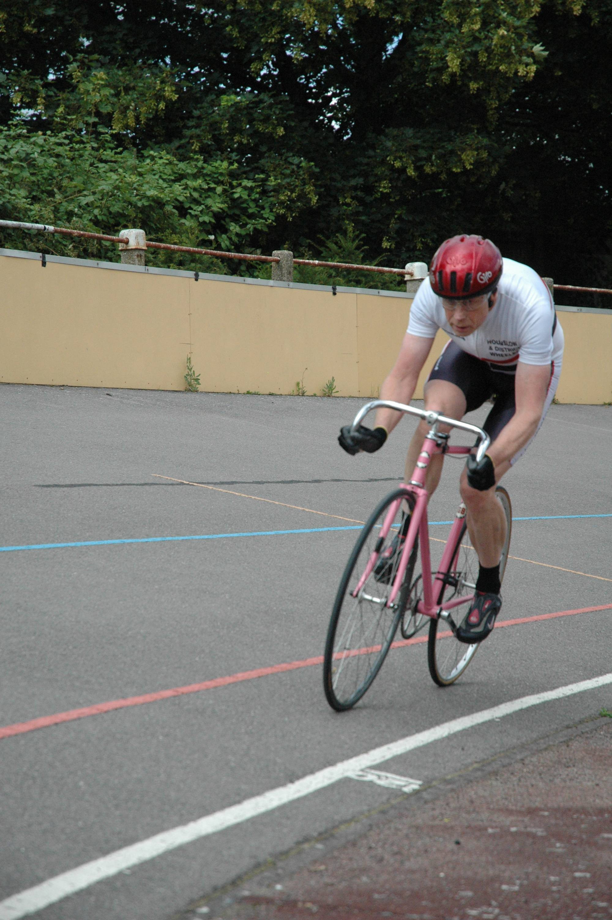 The Hounslow Hour Record
