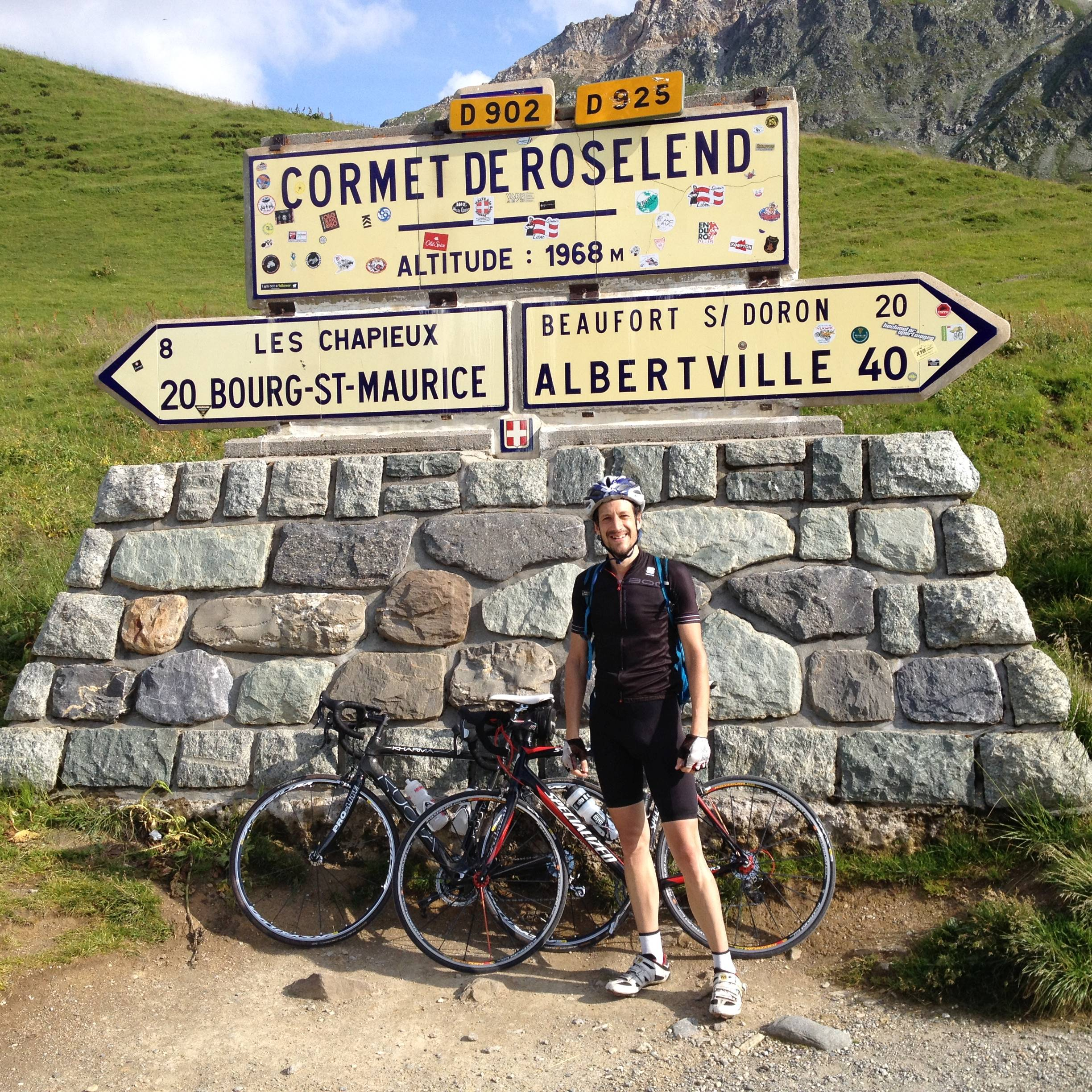 Cycling the Alps – Day 2