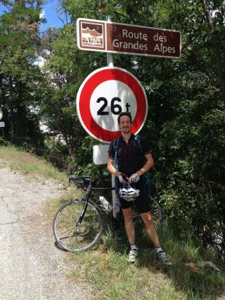 Cycling the Alps - Day 6