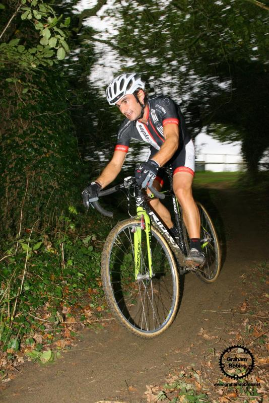 Wessex Cyclocross League Round 8