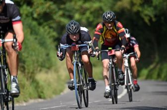 Riders on last year's Marlow Red Kite Sportive. Photo courtesy of Sportive Photo