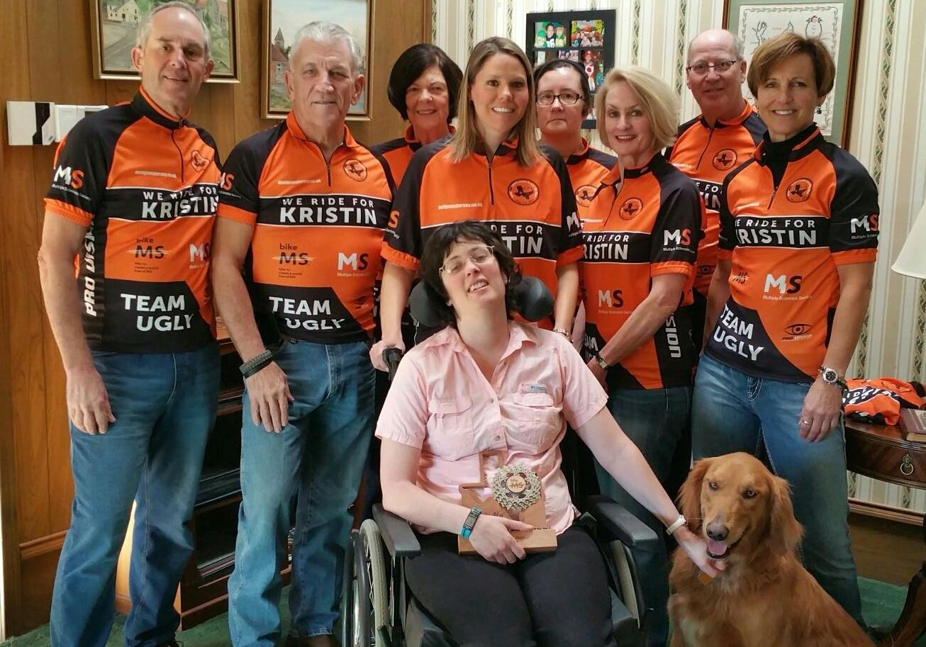 Team Ugly take on Texas Fundraising Charity Challenge