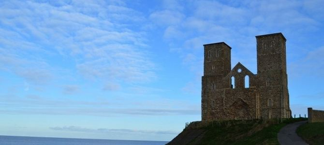 Reculver and Wantsum