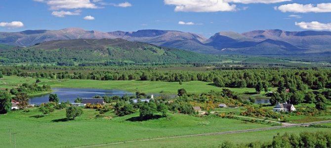 National Park Spotlight: The Cairngorms