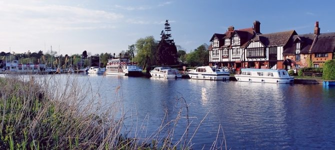 National Park Spotlight: The Broads