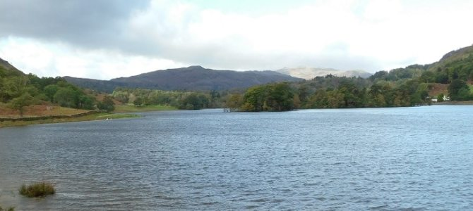 Grasmere and Rydal Water
