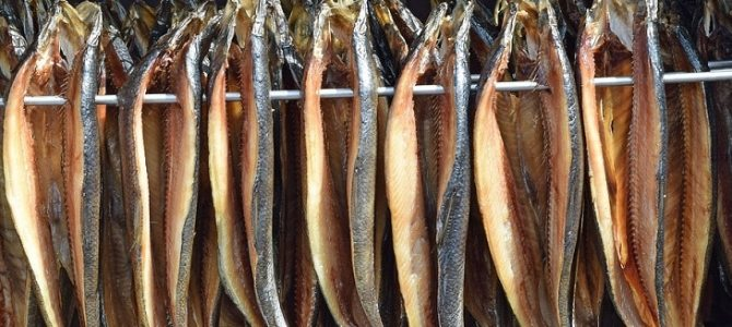Britain's Love Affair with the Kipper