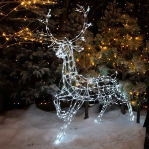 Noma LED 1.45m Outdoor Stag