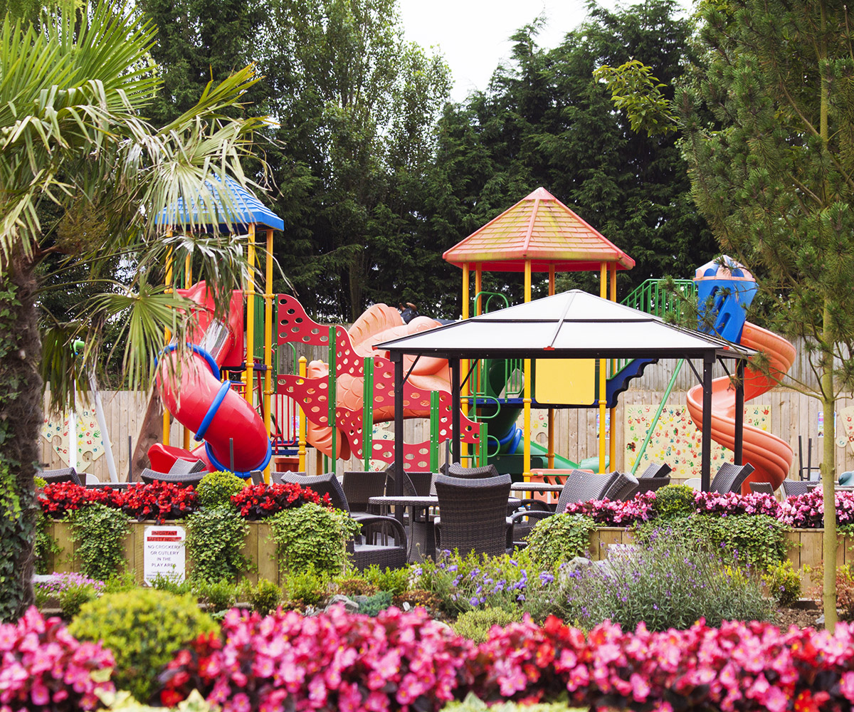 Brigg Garden Centre Play Area