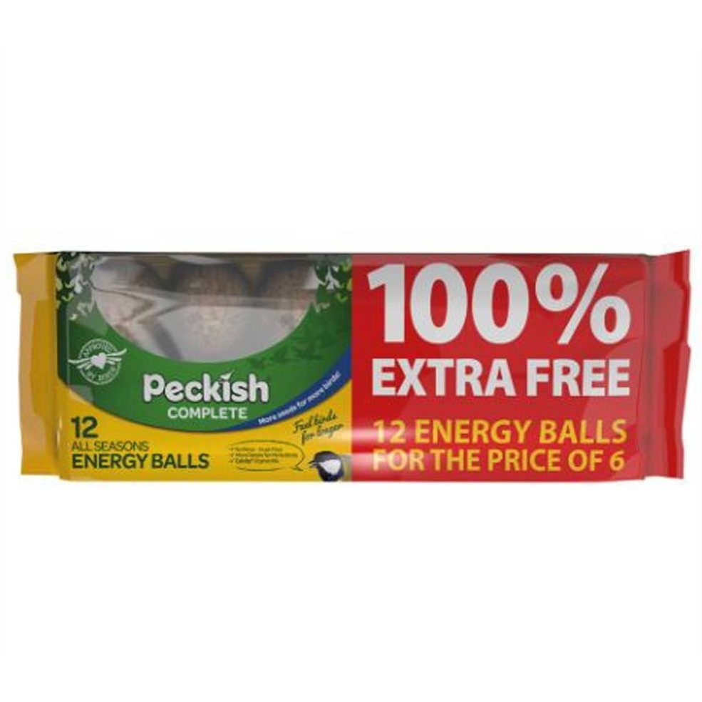 Energy balls - bird food