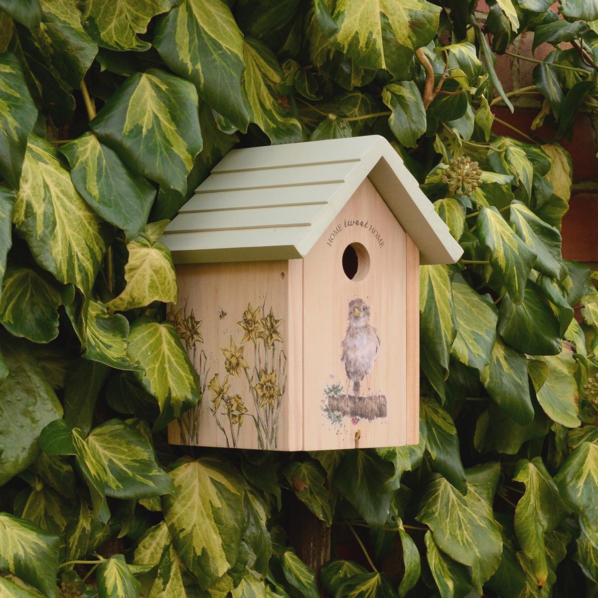 Wrendale Bird House