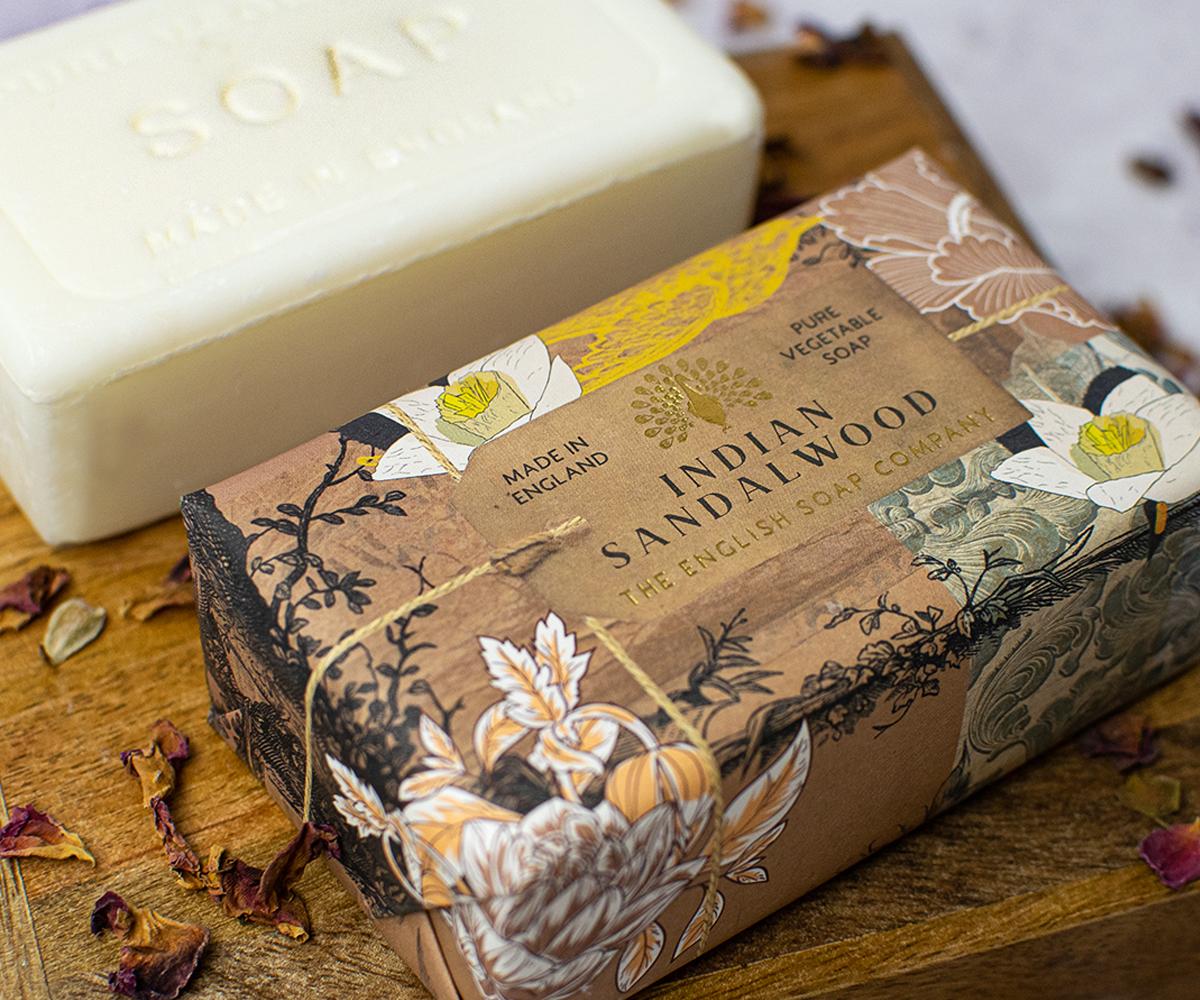 Indian Sandlewood SOAP