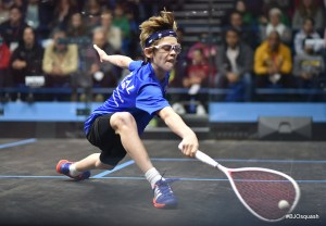English pair remain fighting for BJO glory