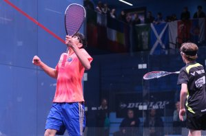 Day TWO : Upsets aplenty as the quarters are decided