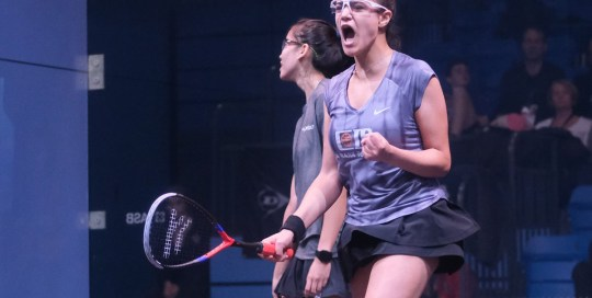 Top seeds take a tumble in Dunlop British Junior Open semi-final shocks