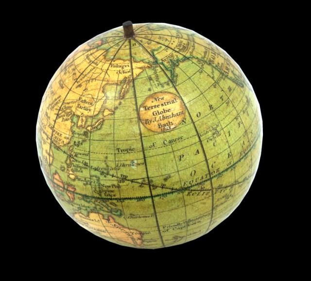 abraham globe daniel crouch