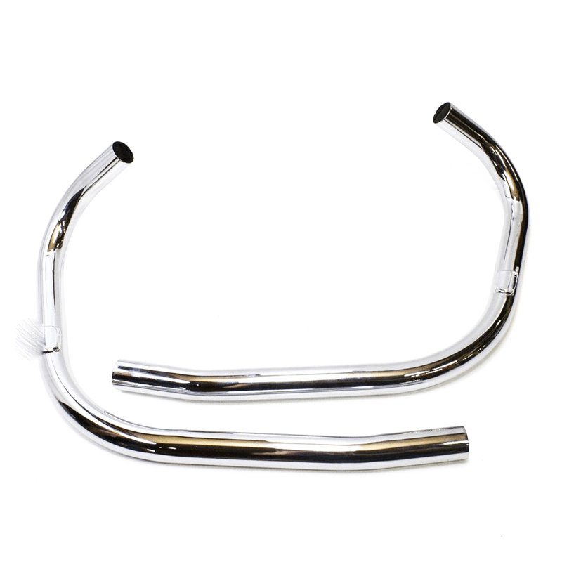 Stainless Steel Exhaust Pipes, Norton Commando MK3 850cc