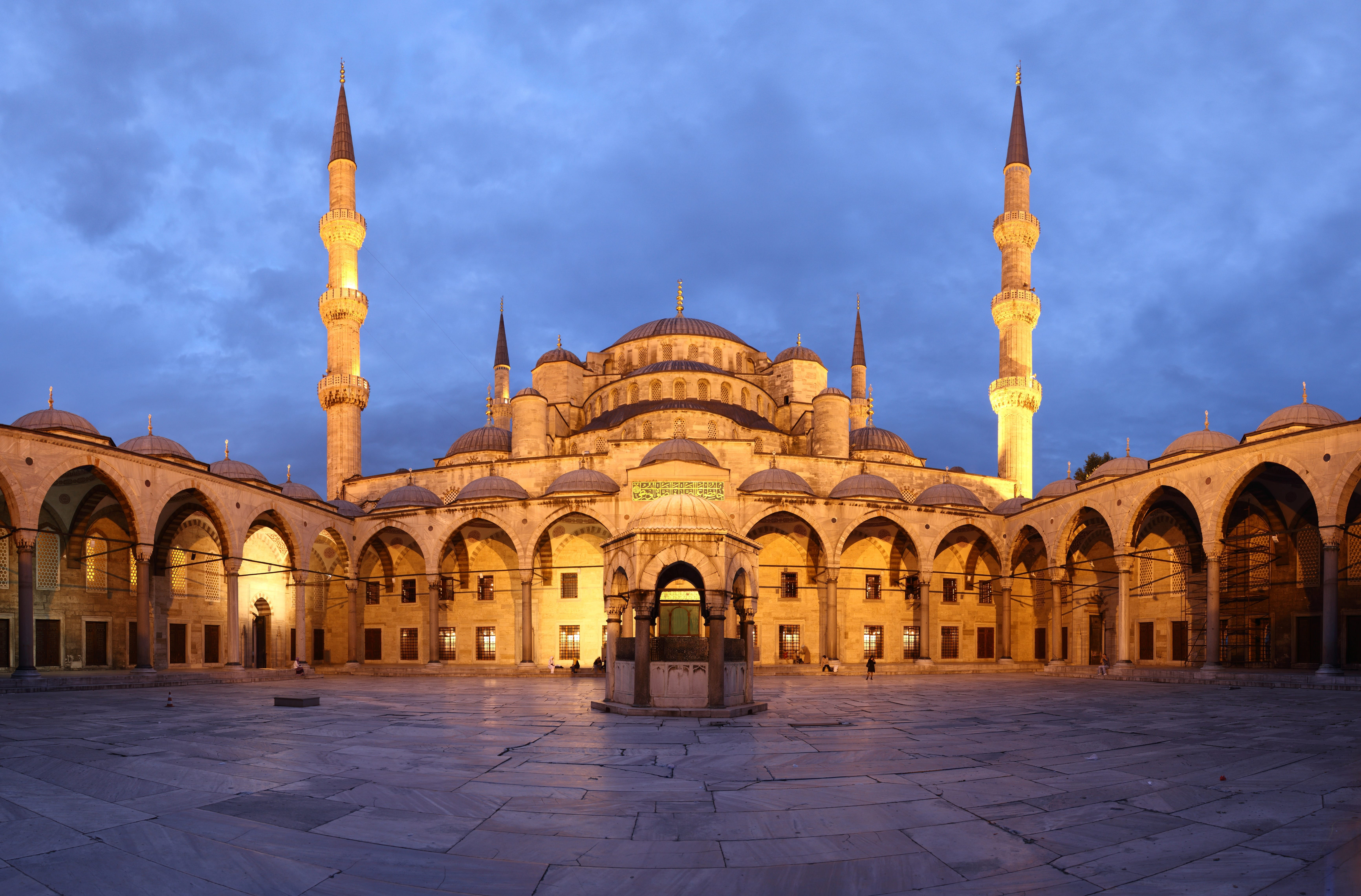 Gif Fliegender Teppich The History Of The Blue Mosque In Turkey British Muslim