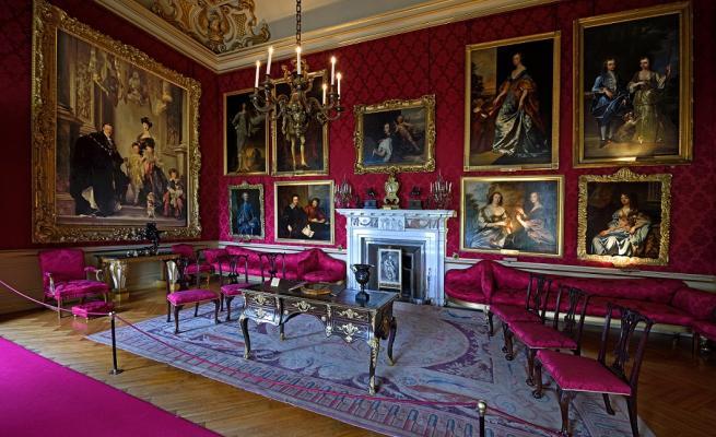 Blenheim Palace - Mark Hemsworth
