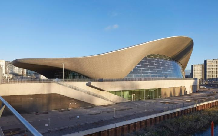 London Aquatics Centre-large