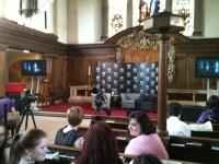 Waiting in the Church