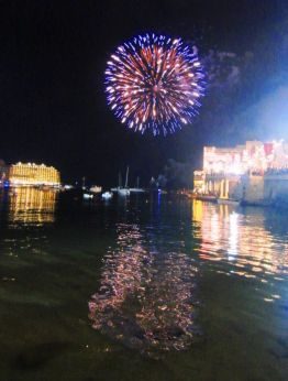 6 Fireworks