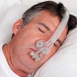 TAP PAP Nasal Pillow Mask