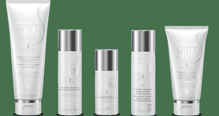 herbalife skin