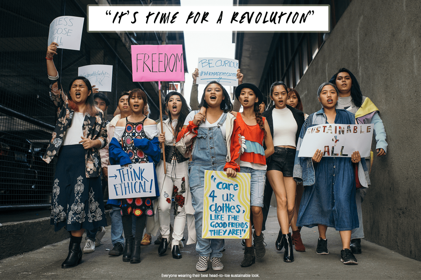Save The Date: Fashion Revolution Week 2019