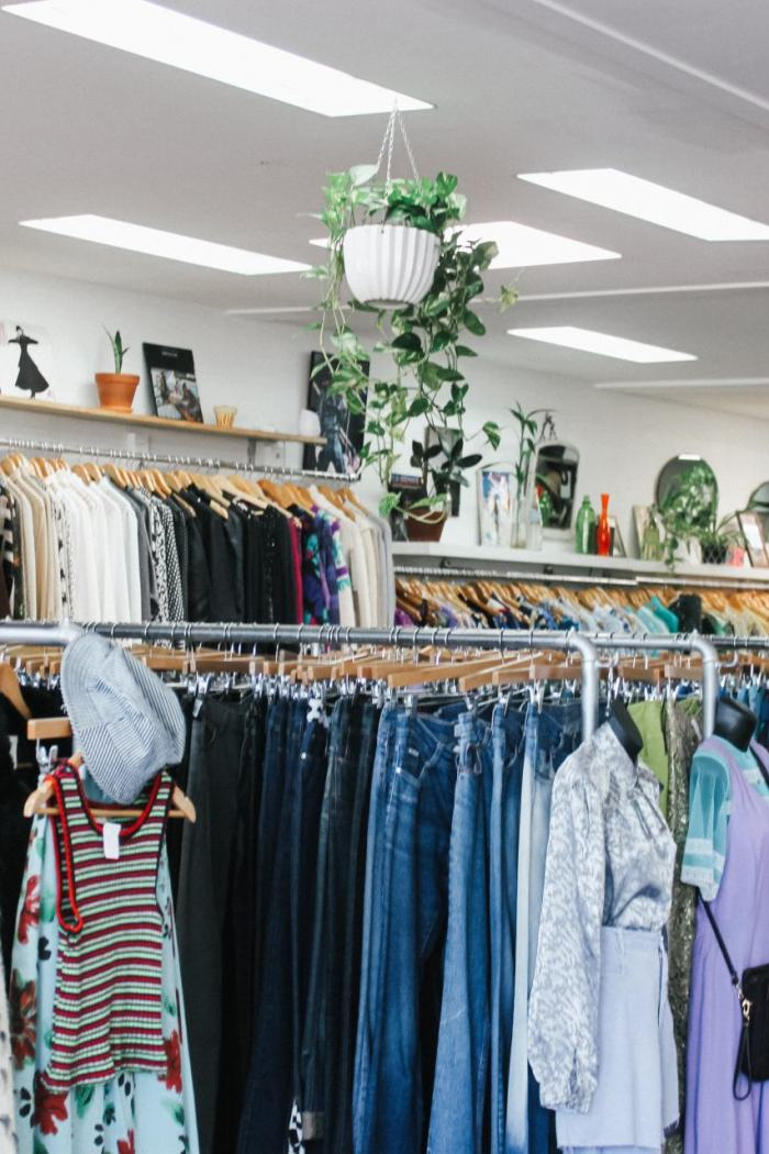 Not Second Best  – How To Shop For Second-Hand Clothes