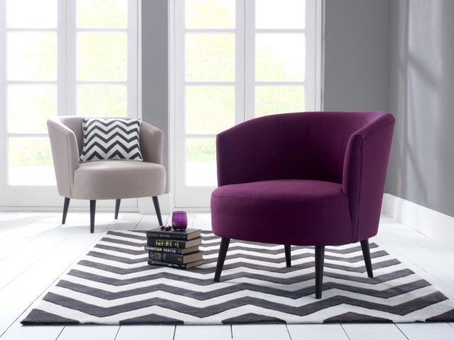 Purple Henry Chair £299