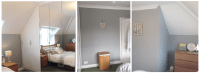My perfectly tranquil bedroom - BritishStyleUK